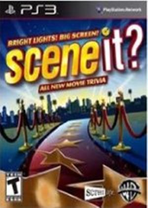 Scene It!  Bright Lights Big Screen (PS3)