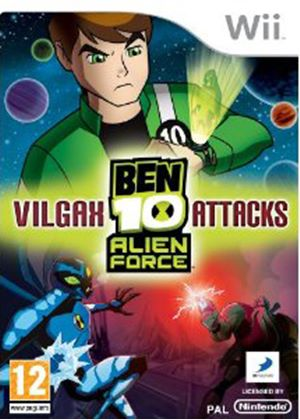 Ben 10  - Alien Force: Vilgax Attacks (Wii)
