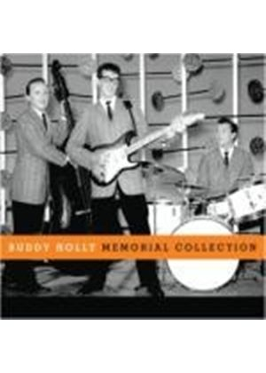 Buddy Holly - Memorial Collection (3 CD) (Music CD)