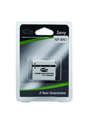 Sony BN-1 Camera Replacement Battery