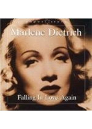 Marlene Dietrich - Falling In Love Again (Music CD)