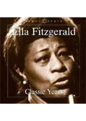 Ella Fitzgerald - Classic Years (Music CD)