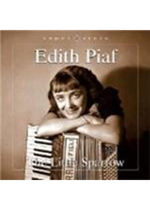 Edith Piaf - Little Sparrow, The (Music CD)