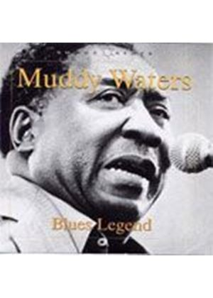 Muddy Waters -  Blues Legend (Music CD)