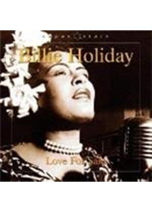 Billie Holiday - Love For Sale (Music CD)