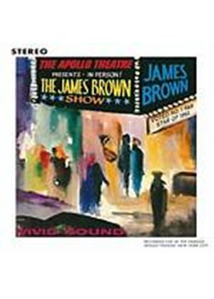 James Brown - Live At The Apollo 1962 (Music CD)