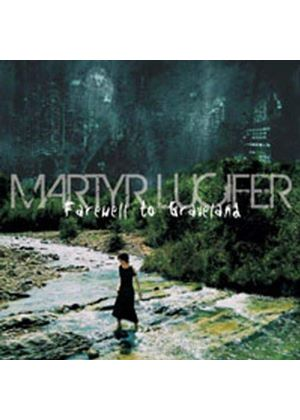 Martyr Lucifer - Farewell To Graveland (Music CD)