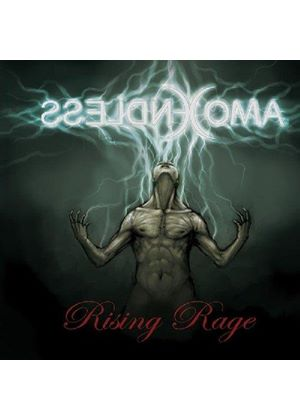 Endless Coma - Rising Rage (Music CD)