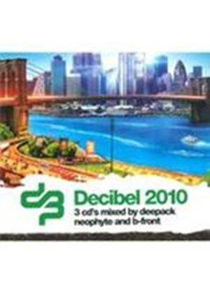 Various Artists - Decibel 2010 (Mixed By Deepack, Neophyte & B-Front) (Music CD)