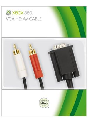High Definition VGA Cable (Xbox 360)