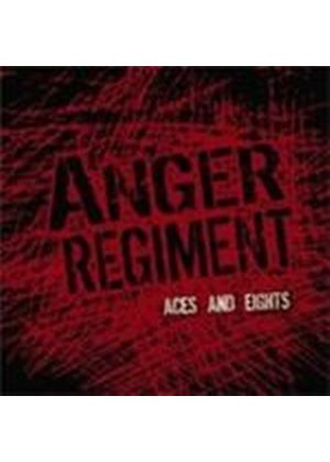 Anger Regiment - Aces And Eights (Music Cd)