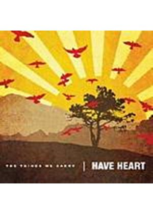 Have Heart - The Things We Carry (Music CD)