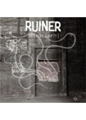 Ruiner - Hell Is Empty (Music CD)