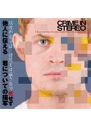 Crime In Stereo - I Was Trying To Describe You To Someone (Music CD)