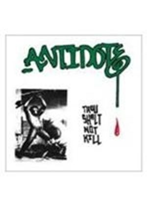 Antidote - Thou Shalt Not Kill (Music CD)