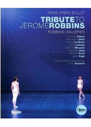 Tribute To Jerome Robbins (Blu-Ray)