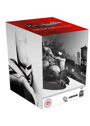 Batman Arkham City: Collectors Edition (Xbox 360)