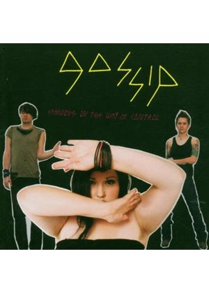 Gossip - Standing in the Way of Control (Music CD)