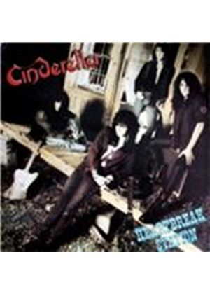 Cinderella - Heartbreak Station/Live (Music CD)