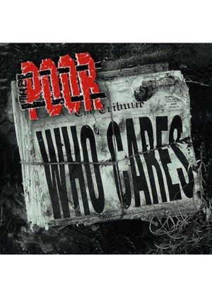 Poor (The) - Who Cares (Music CD)