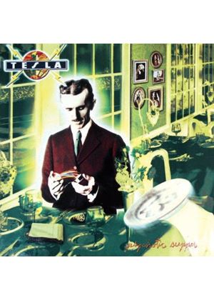 Tesla - Psychotic Supper (Music CD)