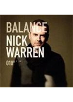 Various Artists - Balance Vol.18 (Mixed By Nick Warren) (Music CD)