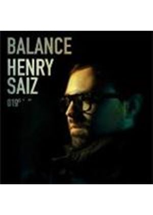 Various Artists - Balance Vol.19 (Mixed By Henry Saiz) (Music CD)