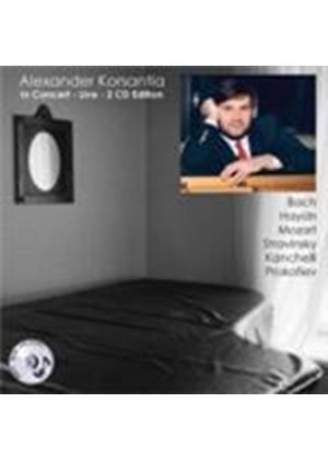 Alexander Korsantia - In Concert (Music CD)