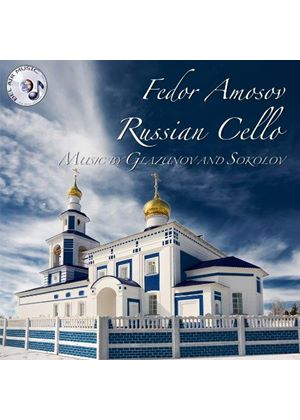Russian Cello: Music by Glazunov, Sokolov (Music CD)