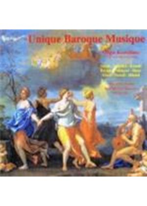 Various Artists - UNIQUE BAROQUE MUSIQUE (O KONDINA)
