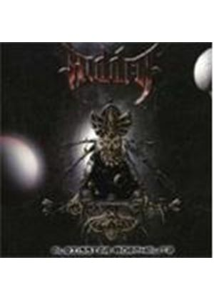 Hidden - Alexisstar Morphalite (Music Cd)