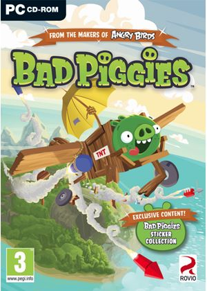 Bad Piggies (PC)