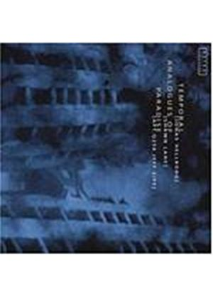 Jonas Hellborg And Shawn Lane - Temporal Analogues Of Paradise (Music CD)