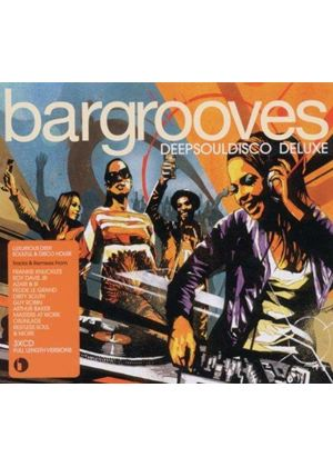 Various Artists - Bargrooves (Deluxe, Vol. 2) (Music CD)
