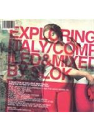 Various Artists - Exploring Italy (Compiled And Mixed By Slok) (Music CD)