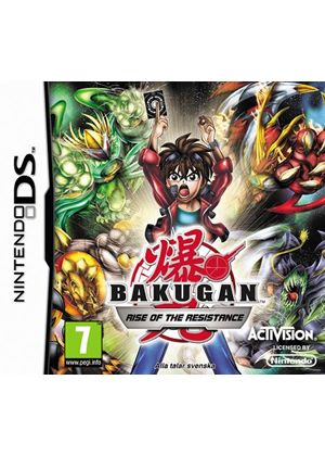 Bakugan - Rise of the Resistance (Nintendo DS)