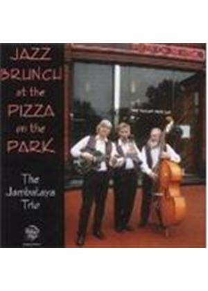 Jambalaya Trio - Jazz Brunch At The Pizza On The Park