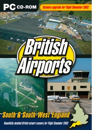 British Airports South & South-West England - Vol.3 (PC)