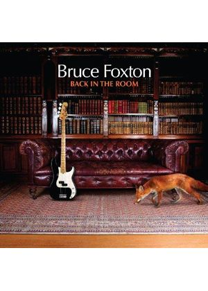 Bruce Foxton - Back in the Room (Music CD)
