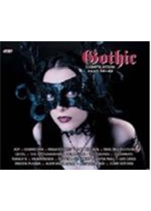 Various Artists - Gothic Compilation Vol.34 (Music CD)