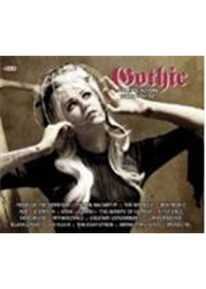 Various Artists - Gothic Compilation Vol.35 (Music CD)