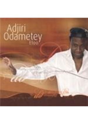Adjiri Odametey - Etoo (Music CD)