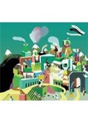 Efterklang - Parades/Under Giant Trees (Music CD)