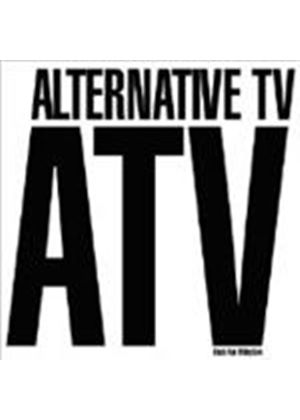 Alternative TV - Black And White (Live) (Music CD)