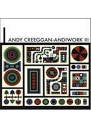 Creeggan, Andy - Andiwork III (Music CD)