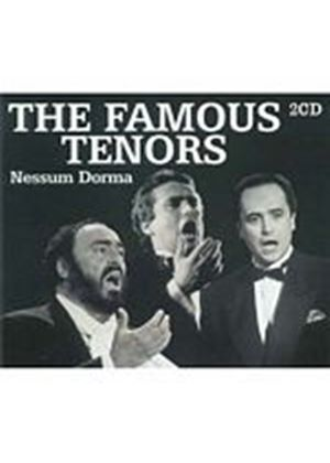 Various Artists - The Famous Tenors: Nessun Dorma (Music CD)