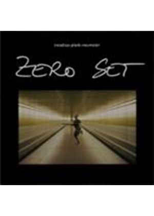 Moebius & Plank/Neumer - Zero Set (Music CD)