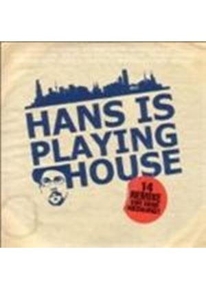 Hans Nieswandt - Hans Is Playing House (Music CD)