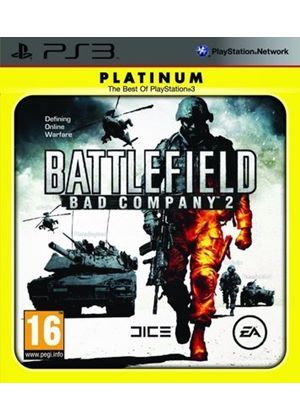 Battlefield - Bad Company 2 - Platinum (PS3)