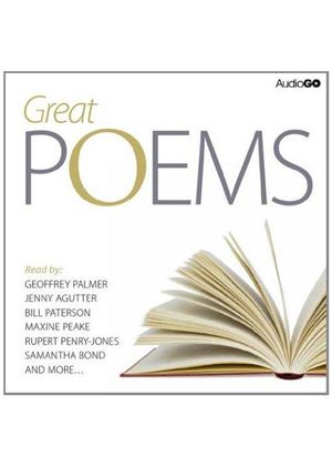 Various Artists - Great Poems (Music CD)